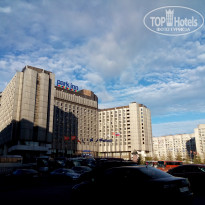 Фото отеля Park Inn by Radisson Pribaltiyskaya 4*