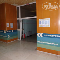 Фото отеля Mediterranean Health Center Igalo Dr.Simo Milosevic (Institute Igalo) 3* Лечебный корпус