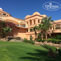 Фото отеля Moevenpick Resort & Spa El Gouna 5* Главный корпус