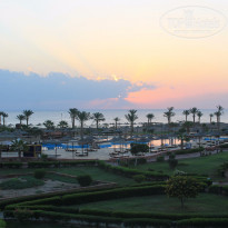 Фото отеля Nada Marsa Alam Resort 4* закат