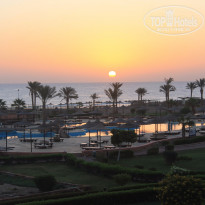 Фото отеля Nada Marsa Alam Resort 4* рассвет)