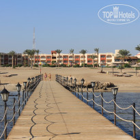 Фото отеля Nada Marsa Alam Resort 4* пирс Нады