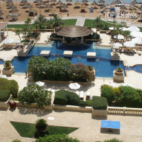 Sheraton Sharm Hotel, Resort, Villas & Spa 5* с крыши - Фото отеля