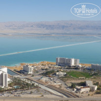 Фото отеля Leonardo Inn 3* Israel Dead sea Ein-Bokek wiev from the hill