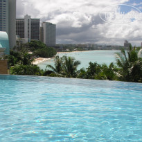 Hilton Guam Resort & Spa 5* вид на пляж - Фото отеля