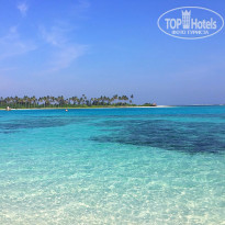 Olhuveli Beach & SPA Resort 4* Пляж - Фото отеля