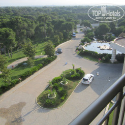 Вид из номера Ela Quality Resort Belek