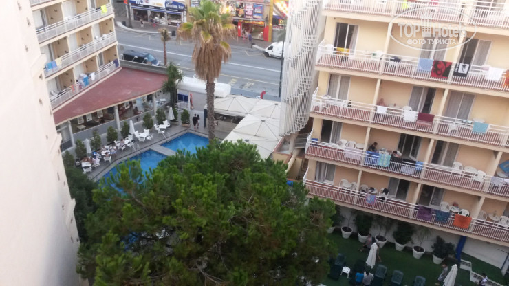 Испания коста брава отель фригола