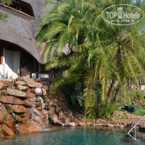Фото отеля The Victoria Falls Safari Lodge 5*