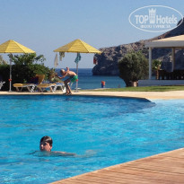 Фото отеля Kolymbia Beach 4* Бассейн отеля