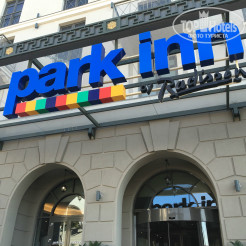 Логотип отеля Park Inn Sochi City Centre