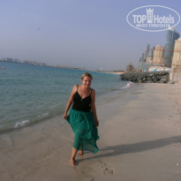 Фото отеля Sheraton Jumeirah Beach Resort 5* Пляж