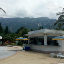 Фото отеля Montenegro Beach Resort 4* Pool Bar