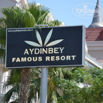 Фото отеля Aydinbey Famous Resort 5*