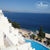 Фото отеля Sunshine Corfu Hotel & Spa 4* Вид из номера.