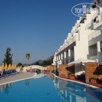 Фото отеля Sunshine Corfu Hotel & Spa 4* Бассейн.