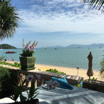 Фото отеля Bo Phut Resort & SPA 5* Вид из ресторана