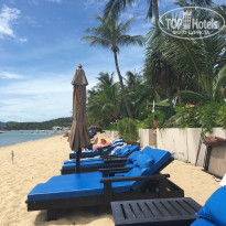 Фото отеля Bo Phut Resort & SPA 5* Пляж