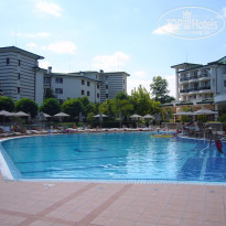 Фото отеля Emerald Beach Resort Spa & Apartments 5* Бассейн
