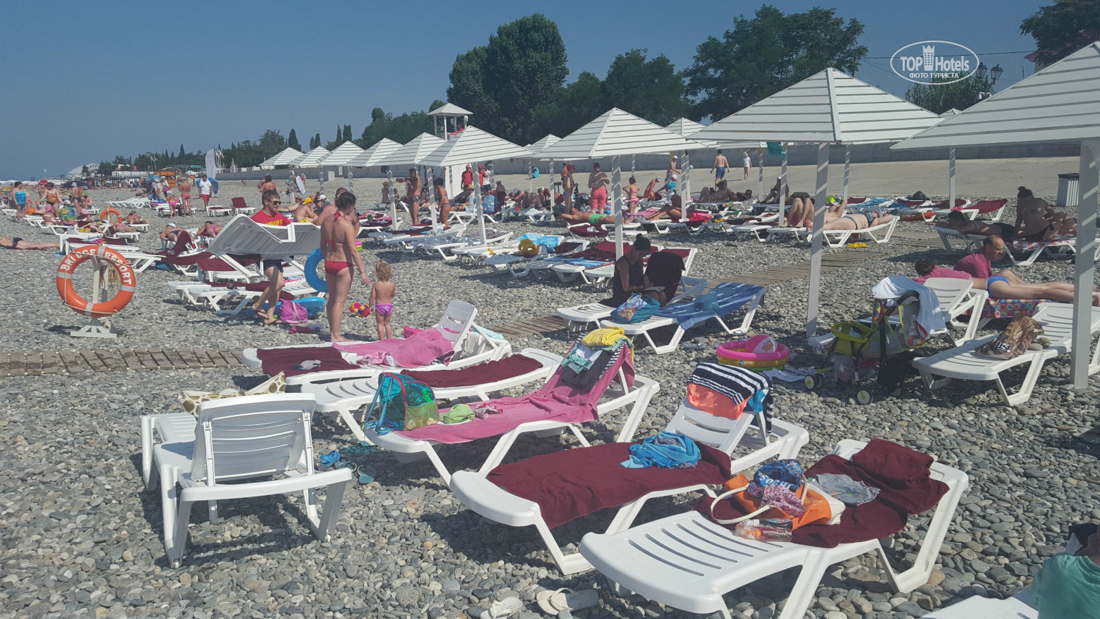Бридж резорт адлер фото пляжа