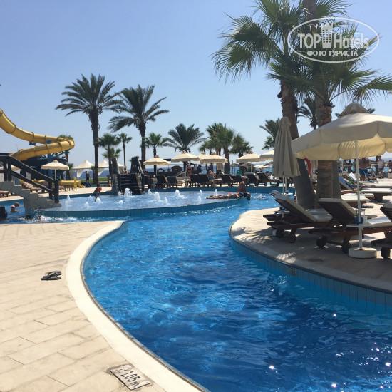 Отель adams beach 5 айя напа кипр