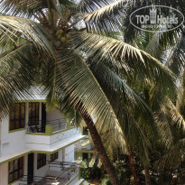 Фото отеля Alor Holiday Resort Calangute 2* Вид с балкона
