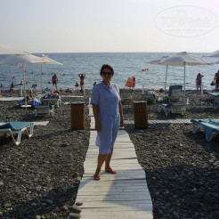 Пляж Radisson Blu Paradise Resort & Spa