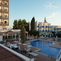Фото отеля Paramount Hotel Apartments  6 утра