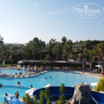 Фото отеля Incekum Beach Resort 5*