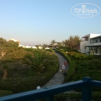 Фото отеля Aldemar Cretan Village 4* Вид из номера