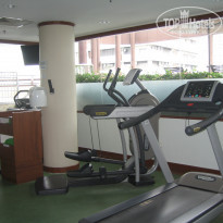 Фото отеля Holiday Inn Atrium Singapore 4* тренажёры