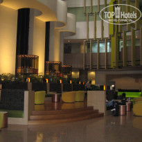 Фото отеля Holiday Inn Atrium Singapore 4* в холле