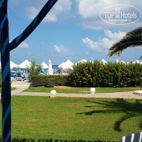 Фото отеля Aldemar Cretan Village 4* Вид из 601 номера