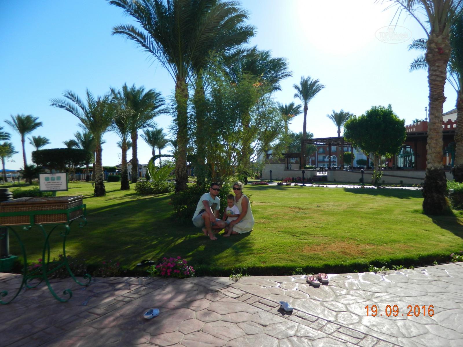 from tour agents отеля Sunrise Select Garden Beach Resort & Spa 5 ...