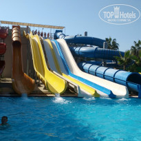 Фото отеля PrimaSol Hane Family Resort  4* Водные горки