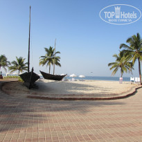 Фото отеля Holiday Inn Resort Goa 5* Пляж.