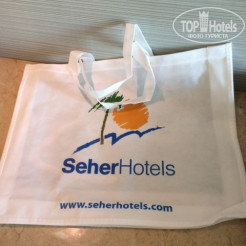 Логотип отеля Seher Sun Palace Resort And Spa