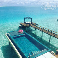 Фото отеля Angsana Resort and Spa, Velavaru 5* Вилла на воде