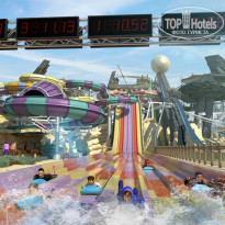 Фото отеля Holiday International 4* Аквапарк «Yas Waterworld»