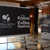 Фото отеля Crystal De Luxe Resort & Spa 5* Кофе-фестиваль