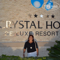 Фото отеля Crystal De Luxe Resort & Spa 5*