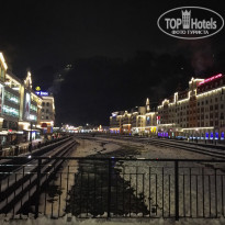 Фото отеля Park Inn by Radisson Rosa Khutor 4*