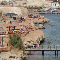 Фото отеля Pyramisa Sharm El Sheikh Resort  5* Вход в море