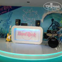 Фото отеля Hard Rock Hotel Tenerife 5* Диско бар