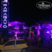 Фото отеля Hard Rock Hotel Tenerife 5* Знаменитая дискотека Лас Америкас