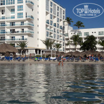 Фото отеля Be Live Hamaca Beach 4* Вид с моря