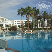 Фото отеля lti Agadir Beach Club 4* ВИД НА БАССЕЙН