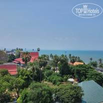 Фото отеля Grand Jomtien Palace (Main Wing) 3* Вид с 6 этажа