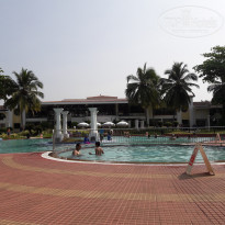Фото отеля Holiday Inn Resort Goa 5* Бассейн