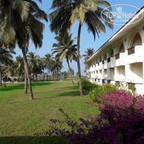 Фото отеля Holiday Inn Resort Goa 5* Вид из номера